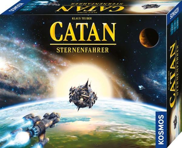 CATAN - Sternenfahrer