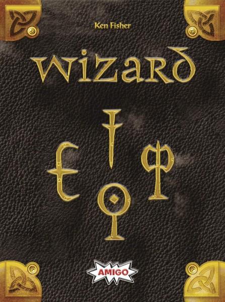 Amigo Wizard 25-Jahre-Edition Jubiläumsausgabe
