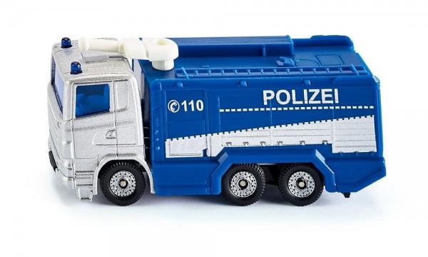 Siku 1079 Polizei Wasserwerfer