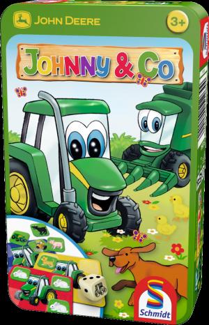 John Deere Johnny & Co