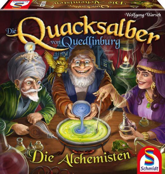 Die Quacksalber von Quedlinburg - Die Alchemisten - 2. Erweiterung