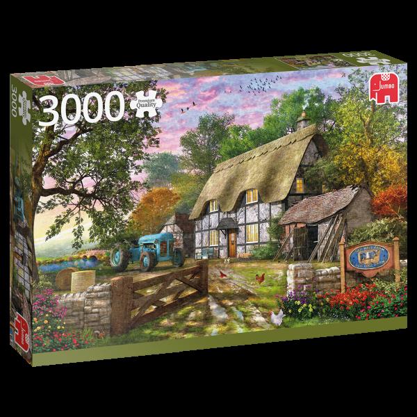 Premium Collection – Das Bauernhaus (3000 Teile)