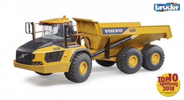 Bruder 02455 Volvo Dumper A60H