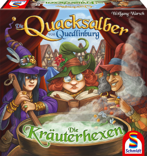 Die Quacksalber Von Quedlinburg, die Kräuterhexen