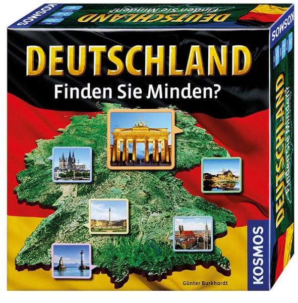 Deutschland Finden Sie Minden? Spiel