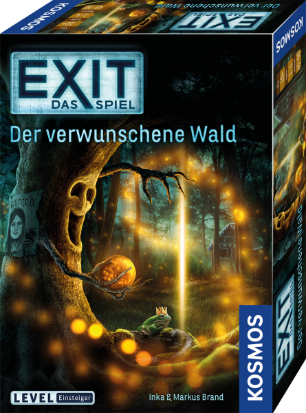 EXIT - Das Spiel: Der verwunschene Wald