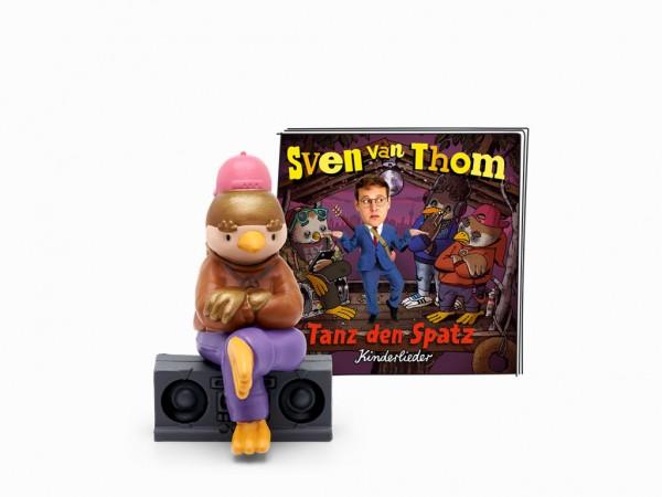 Tonies Sven van Thom: Tanz den Spatz
