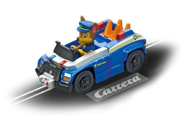 Paw Patrol - Chase, 1.First