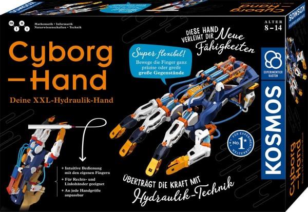 Cyborg-Hand