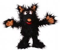Muffi Hapsweg Monster to go schwarz