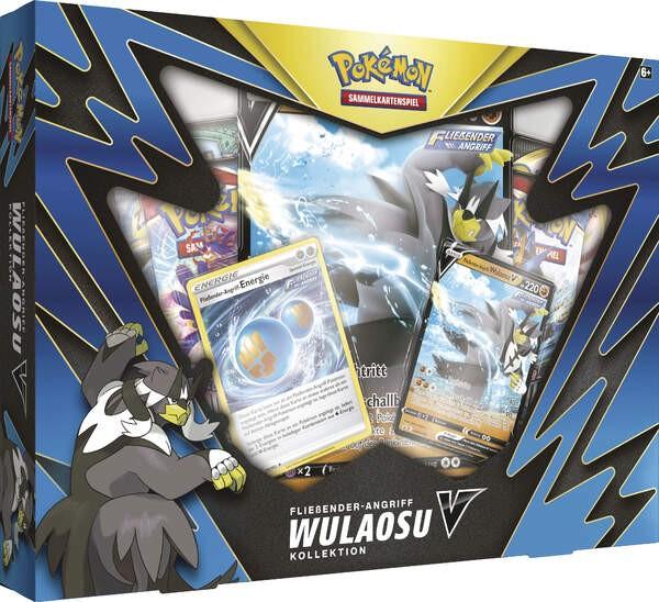 Pokemon Battle Styles V Box Wulaosu-V Fließender Angriff