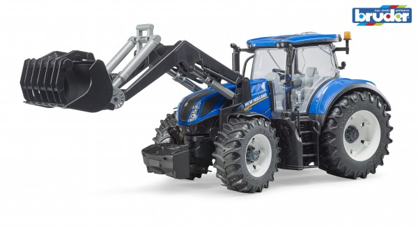Bruder 03121 New Holland T7.315 mit Frontlader