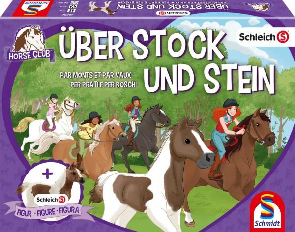 Schleich - Ueber Stock Und St
