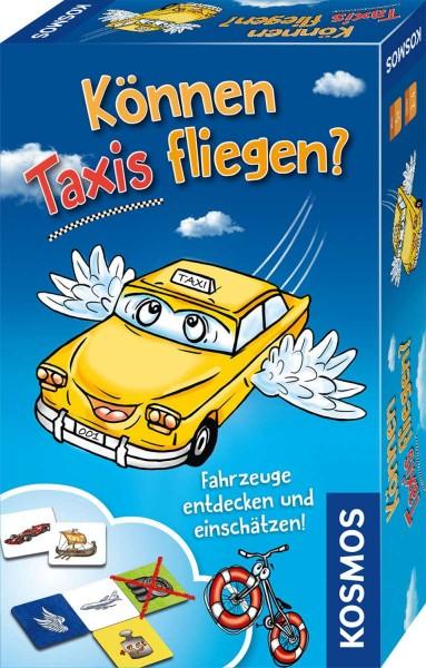Können Taxis fliegen? Fahrzeuge entdecken und einschätzen!