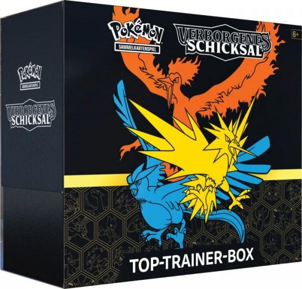 POK SM11.5 Top-Trainer Box Verborgenes Schicksal