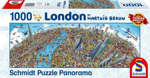 Pz.Stadtbild London,1000t.