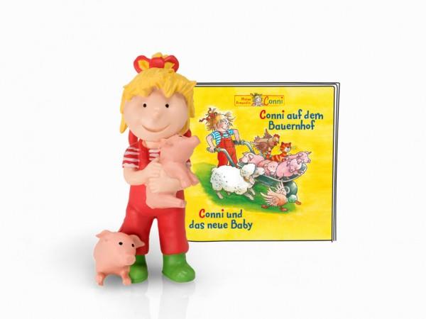 Tonie - Conni auf dem Bauernhof / Conni und das neue Baby