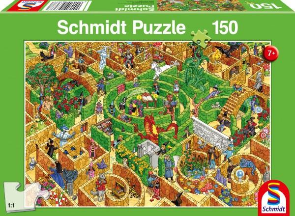 Puzzle Labyrinth, 150T