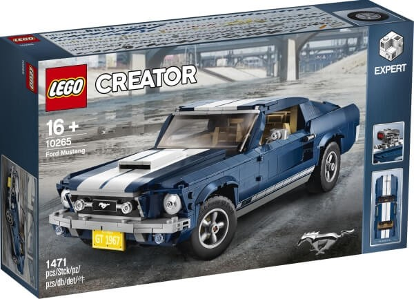 LEGO Creator 10265 Creator Ford Mustang
