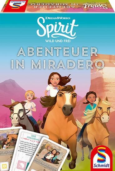 Spirit, Abenteuer in Miradero