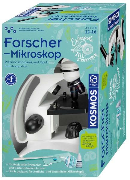 Forscher-Mikroskop
