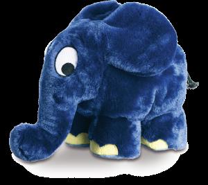 Die Maus und Elefant, der Elefant, 16cm