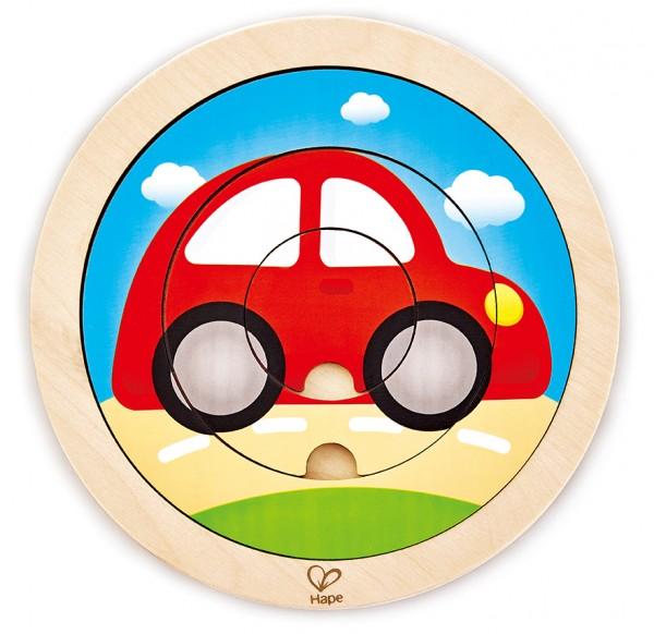 Verkehrsringpuzzle