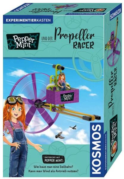 Pepper Mint und der Propeller-Racer