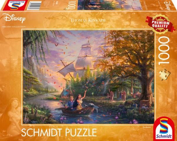 Puzzle: Disney; Pocahontas