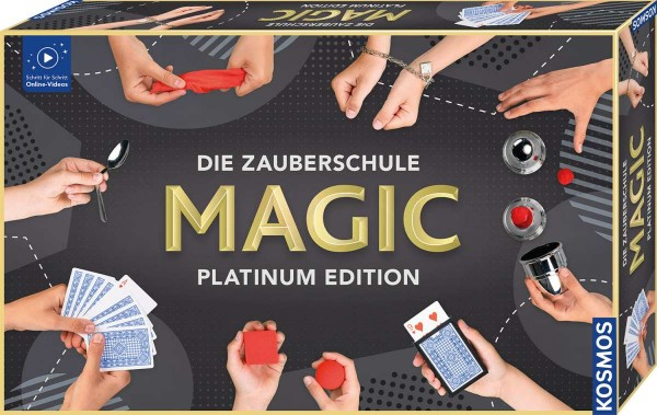 Die Zauberschule MAGIC Platinum Edition