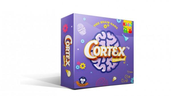 Cortex Challenge Age 6+ Kids The brain Game