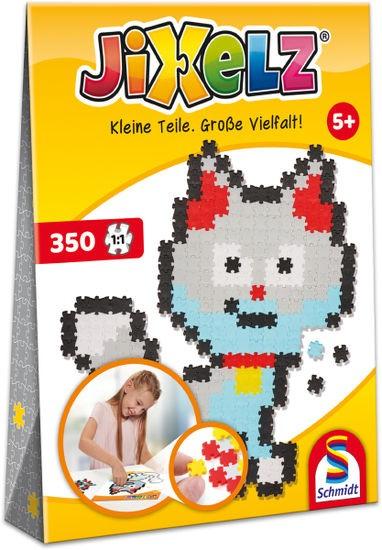 Jixelz Katze 350 Teile
