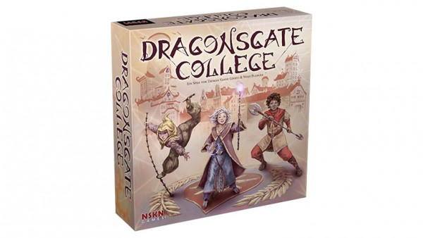 Dragonsgate College DEUTSCH