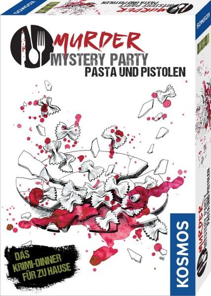 Murder Mystery Party - Pasta & Pistolen