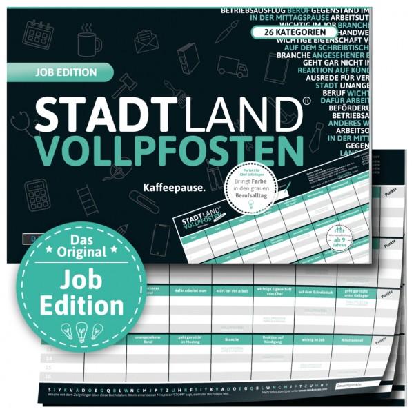 DENKRIESEN SL2008 STADT LAND VOLLPFOSTEN – Job Edition