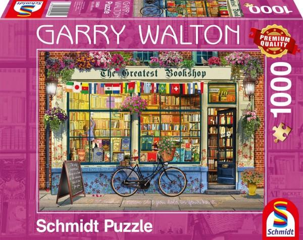 Pz. Garry Walton Buchhandlung 1000