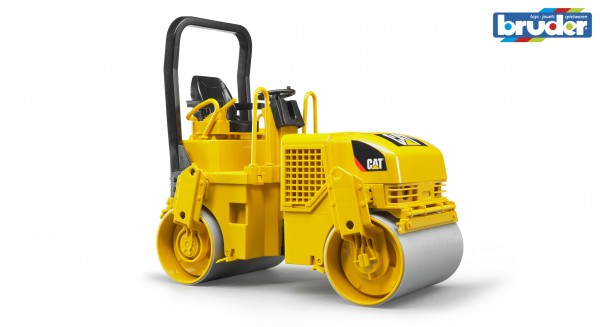 Bruder 02433 Cat® Tandem-Vibrationswalze