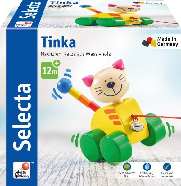 Tinka; Nachzieh Katze; 12 cm