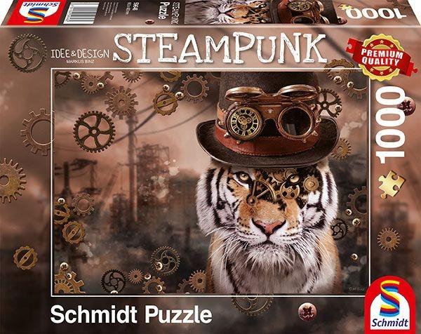 Pz. Steampunk Tiger 1000 T.