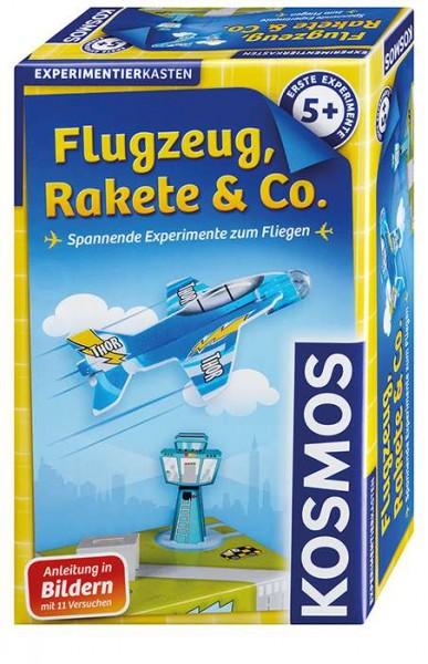 Flugzeug, Rakete & Co.