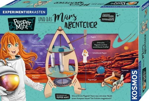 Pepper Mint und das Mars-Abenteuer