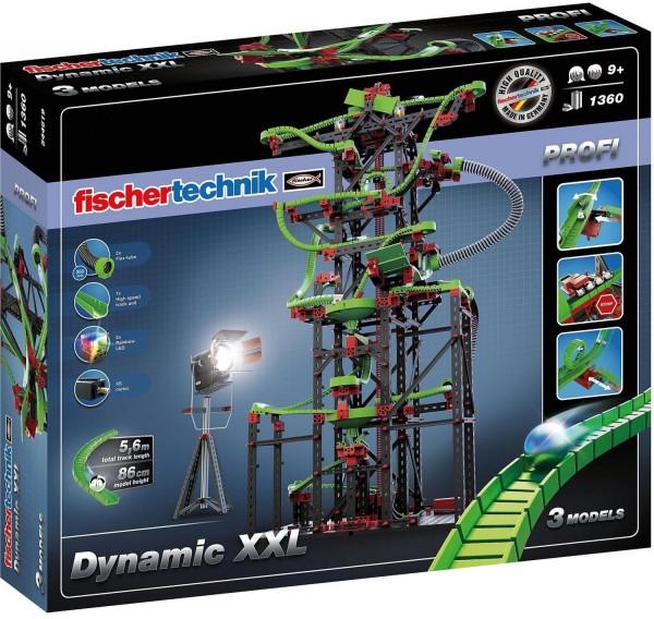 Fischertechnik Profi Dynamic XXL 1360