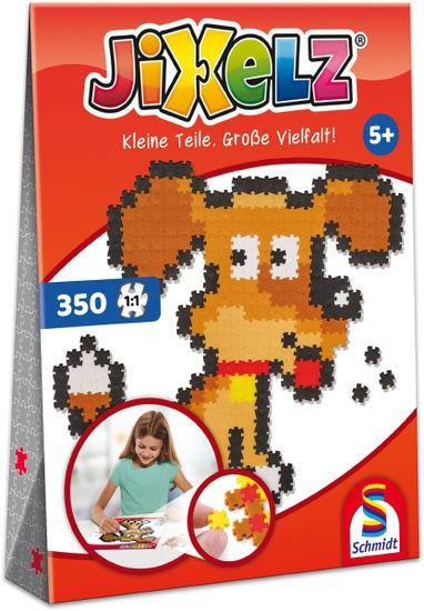 Jixelz Hund 350 Teile