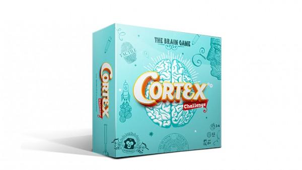 Cortex Challenge Age8+ The brain Game