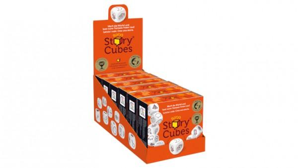 Story Cubes Geschichtenwürfel Multi orange
