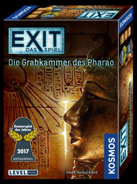 Exit - Die Grabkammer Des Pha