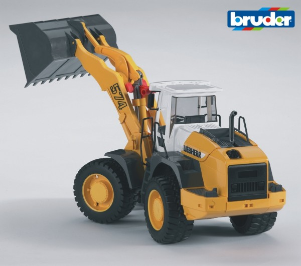 Bruder 02430 Liebherr Radlader L574