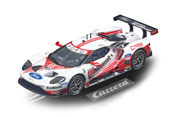 """Ford GT Race Car """"No.66"""