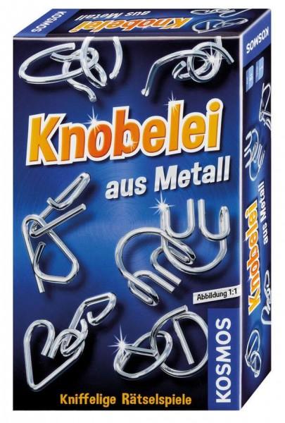 Knobelei aus Metall Knifflige Rätselspiele