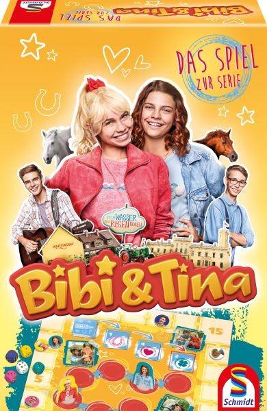 Bibi&Tina; Das Spiel zur Seri